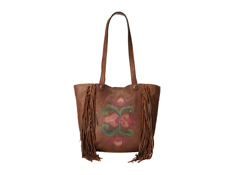 Patricia Nash - Boho Rossini Tote (Brown) Tote Handbags