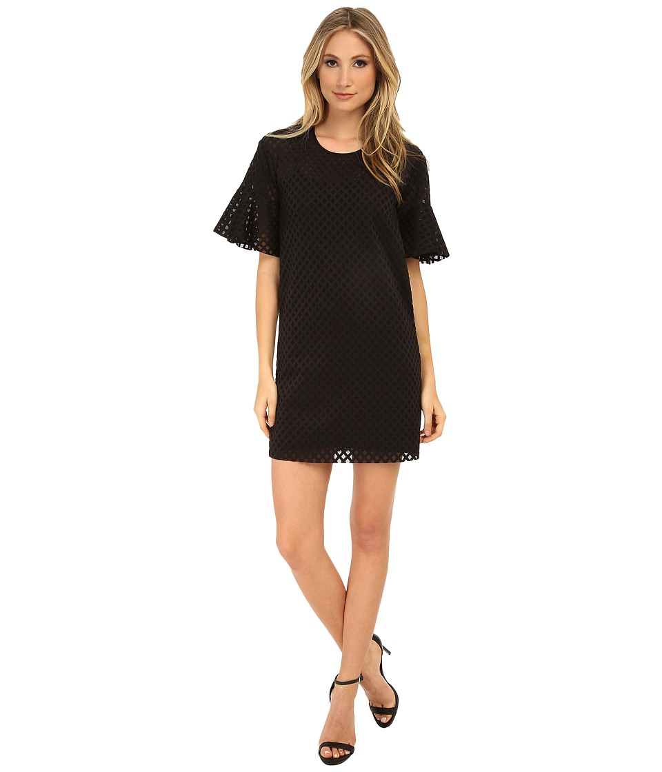 Rebecca Minkoff Kristine Dress (Black) Women