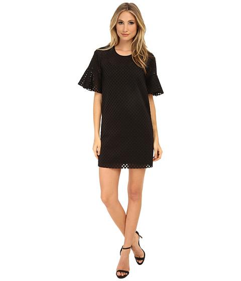 Rebecca Minkoff - Kristine Dress (Black) Women