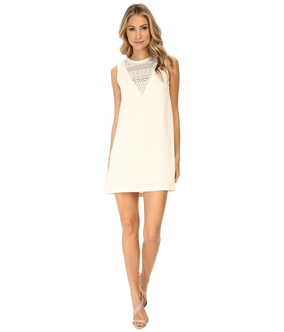 Rebecca Minkoff Vallory Dress (Marshmellow) Women