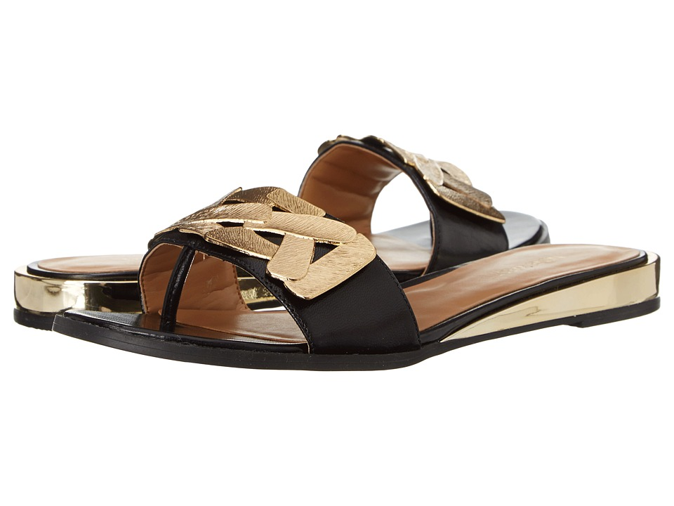 Nine West - Xeerie (Black Leather) Women's Sandals