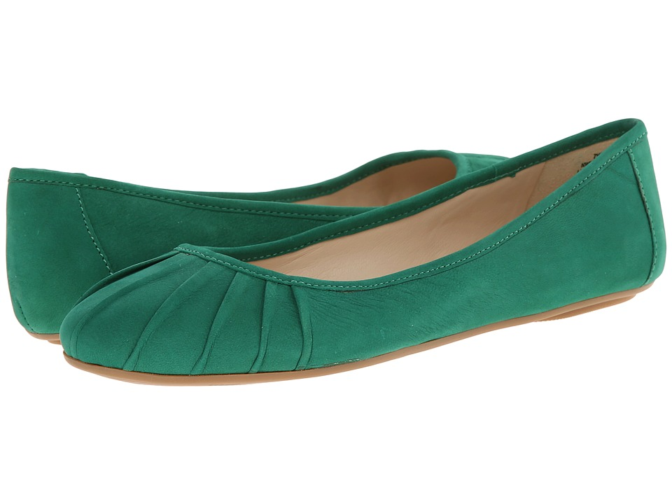 Nine West - Blustery (Green Nubuck) Women