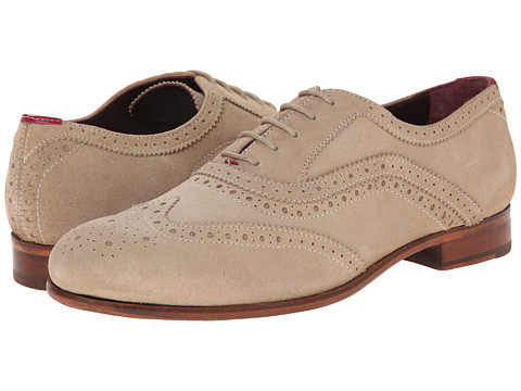 Ted Baker - Oalvinn (Cream Suede) Men's Shoes