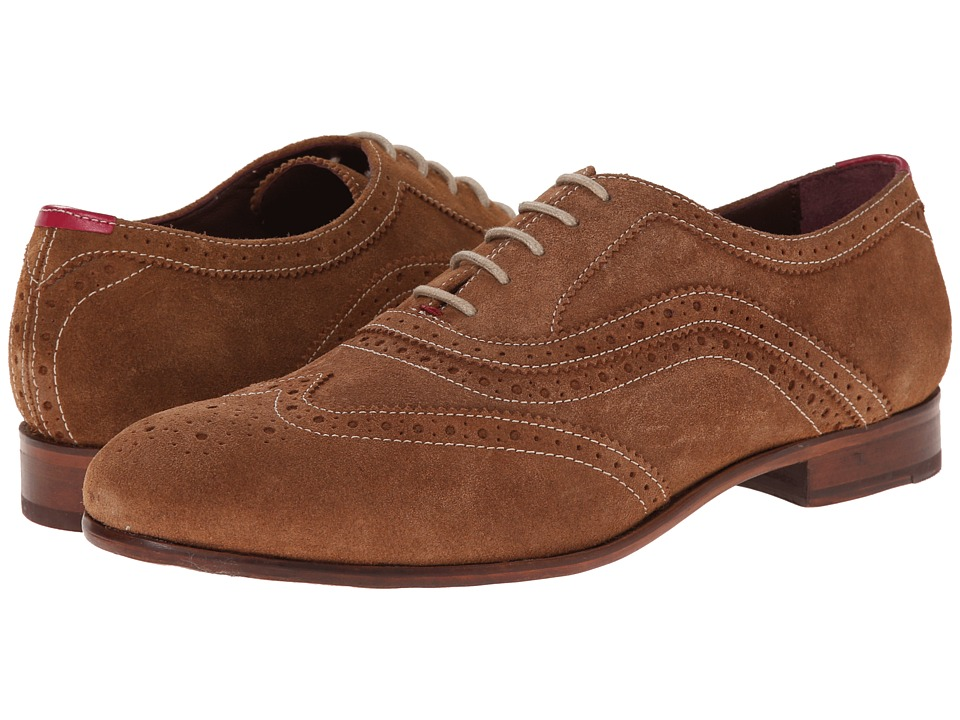Ted Baker - Oalvinn (Tan Suede) Men's Shoes