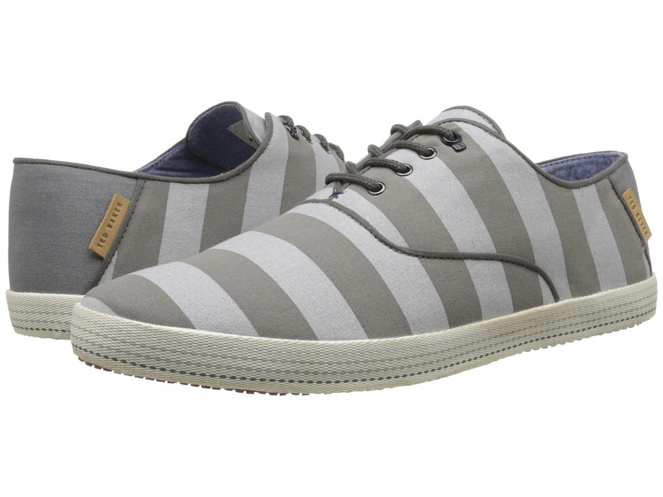 Ted Baker Tobii (Grey Textile) Men