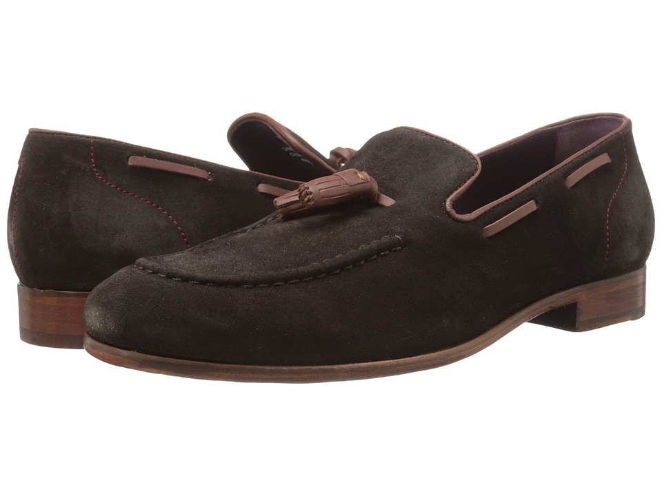 Ted Baker - Wharen (Brown Suede) Men's Shoes