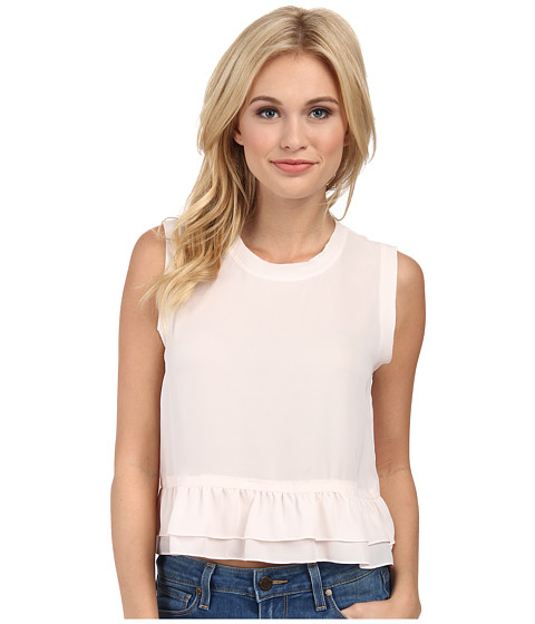 Rebecca Minkoff - Tanya Top (Pink) Women's Clothing