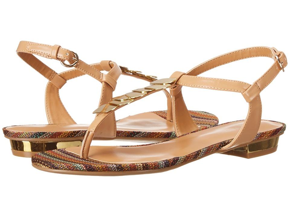 Nine West - Uzima (Natural Synthetic) Women's Sandals