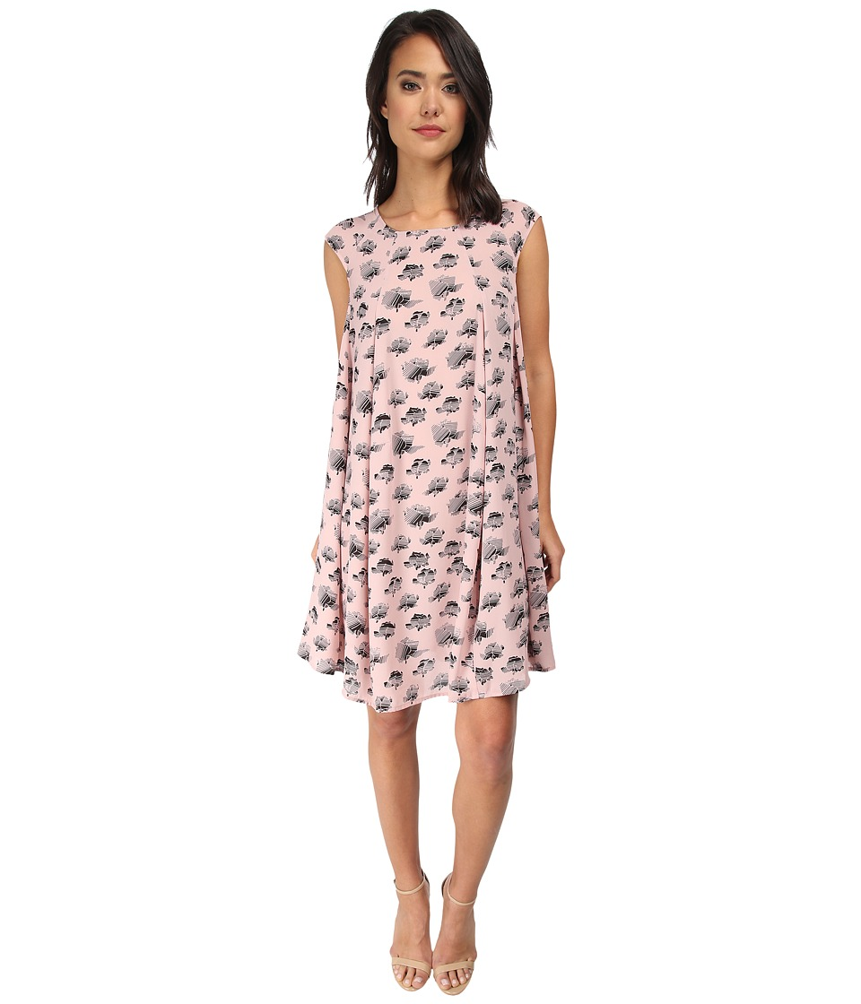 Rebecca Minkoff Tnt Dress (Hydrangea Pink) Women