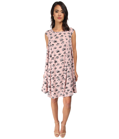 Rebecca Minkoff - Tnt Dress (Hydrangea Pink) Women's Dress