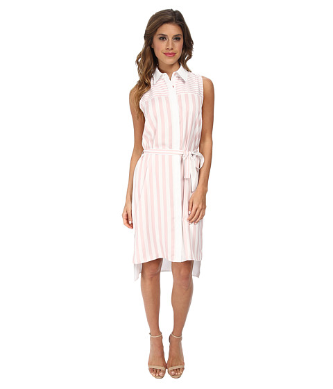 Rebecca Minkoff - Cohen Dress (Hydrangea Pink) Women's Dress