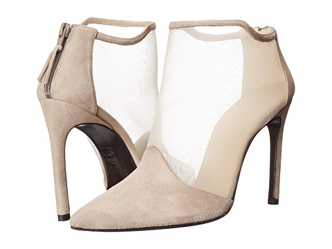 Stuart Weitzman - Escort (Fossil Suede) Women's Shoes
