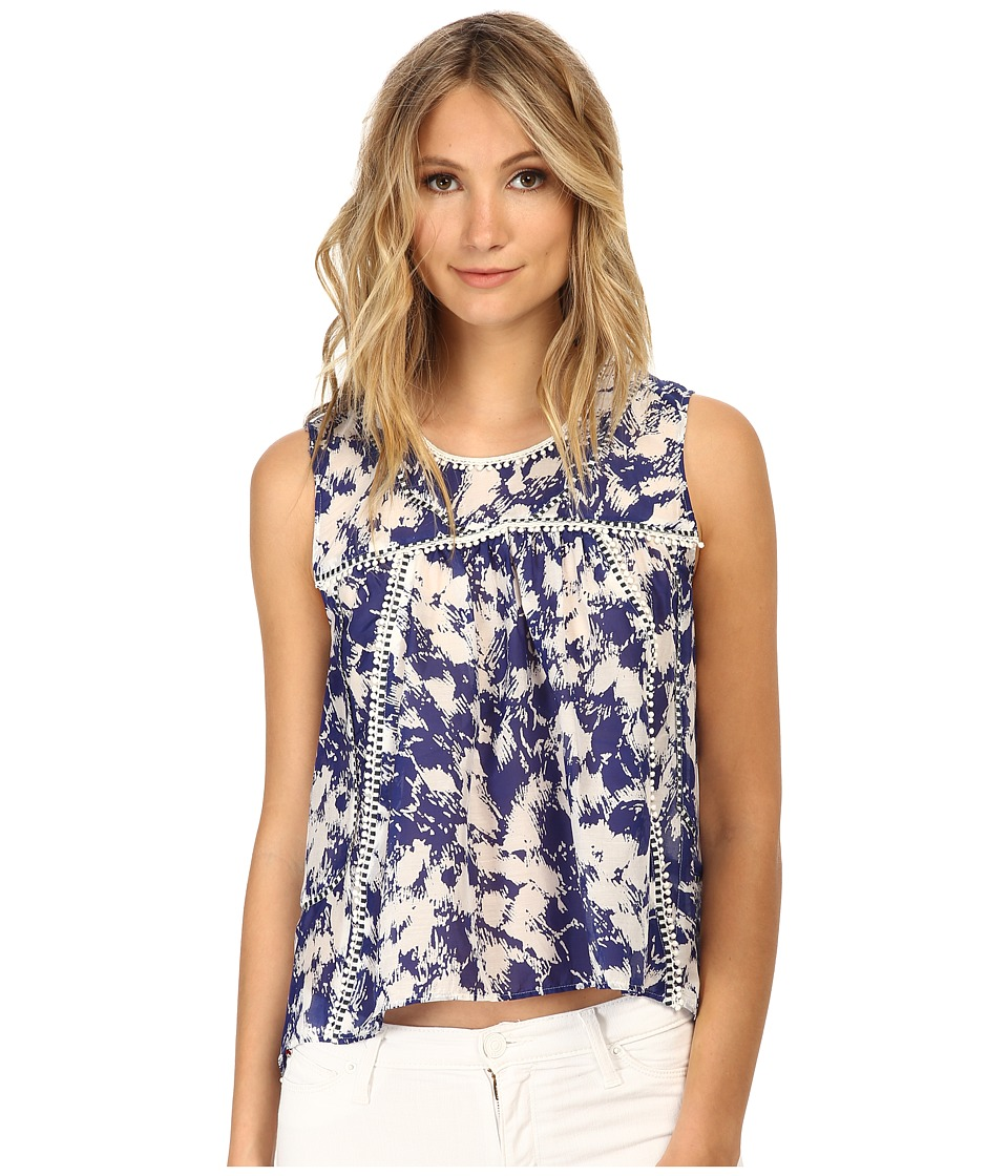 Rebecca Minkoff - Lily Top (Mitchel Multi) Women's Blouse