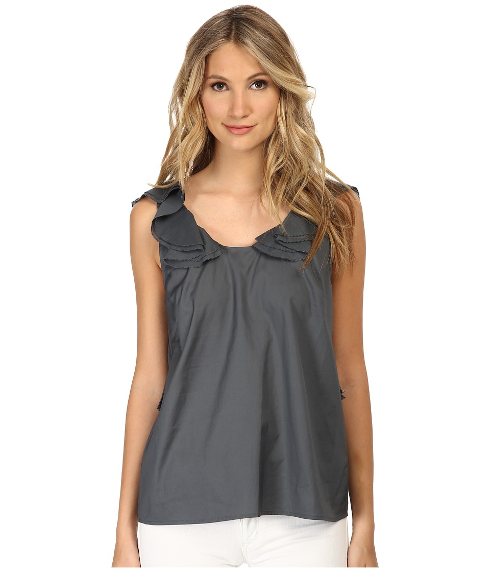 Rebecca Minkoff - Adrian Top (Metal) Women