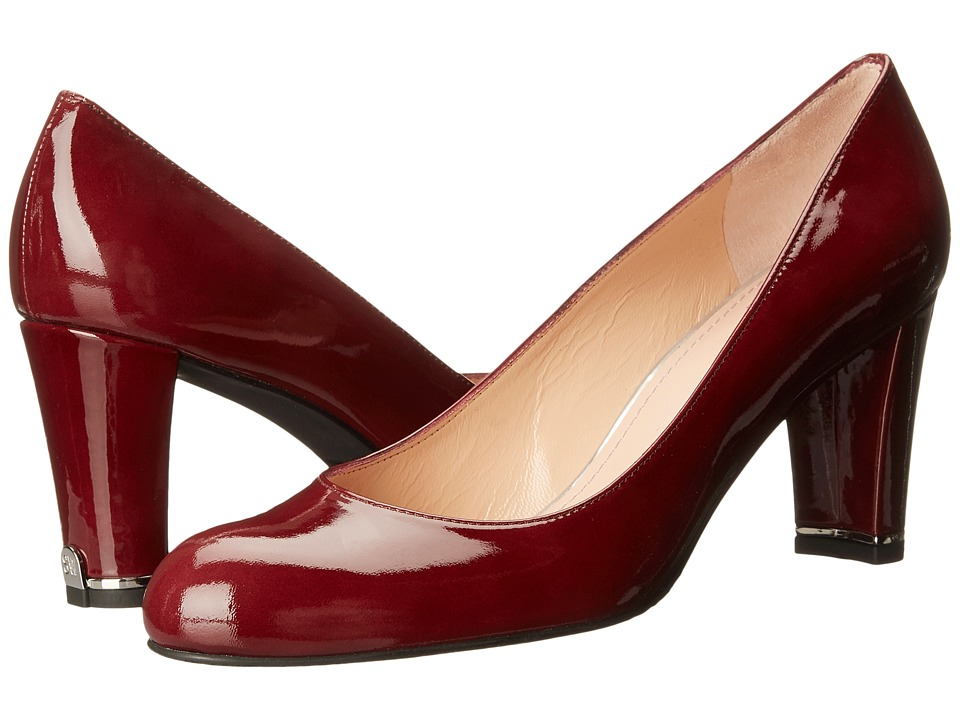 Stuart Weitzman - Chime (Cranberry Aniline) High Heels