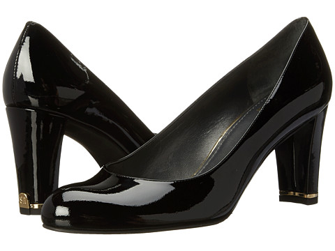 Stuart Weitzman - Chime (Black Patent) High Heels
