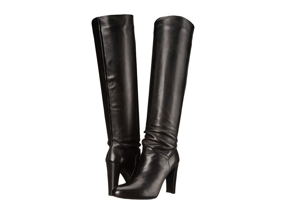 Stuart Weitzman Monique (Black Nappa) Women