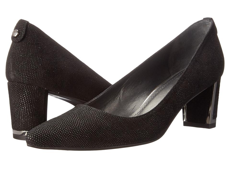 Stuart Weitzman - Logofirstclass (Black Goose Bump Nappa) High Heels