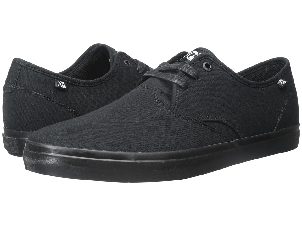 Quiksilver - Shorebreak (Solid Black) Men's Shoes