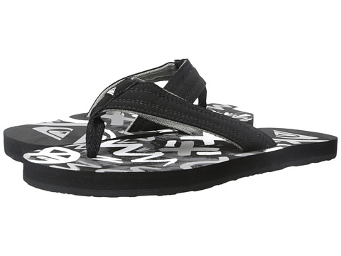 Quiksilver - Basis (Black/Black/White) Men