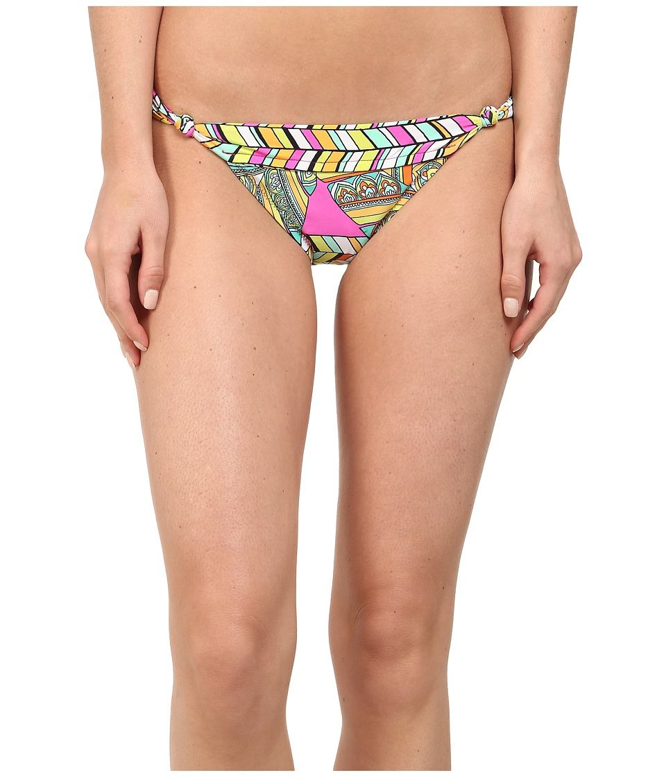 Trina Turk Tuvalu Knot Hipster Bottom (Multi) Women