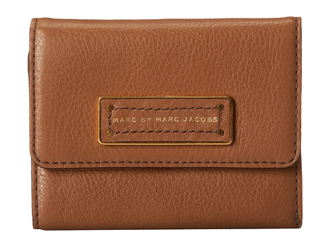 Marc by Marc Jacobs - Too Hot To Handle New Billfold (Praline 2) Wallet Handbags
