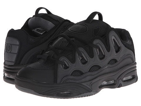 Osiris - D3 2001 (Black/Charcoal/Black) Men