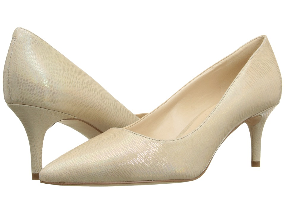 Nine West - Margot (Gold Metallic) High Heels