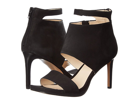 Nine West - Magicmomnt (Black Nubuck) High Heels