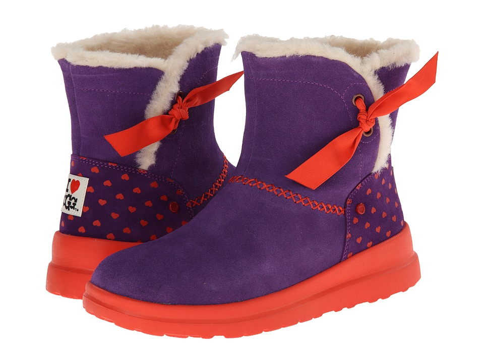 UGG - Knotty (Kiss Hearts Suede) Women's Boots