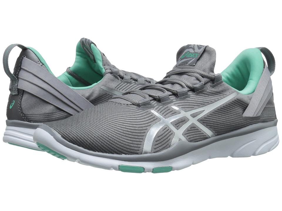 ASICS - Gel-Fit Sana 2 (Frost/LIghtning/Bermuda) Women's Cross Training Shoes
