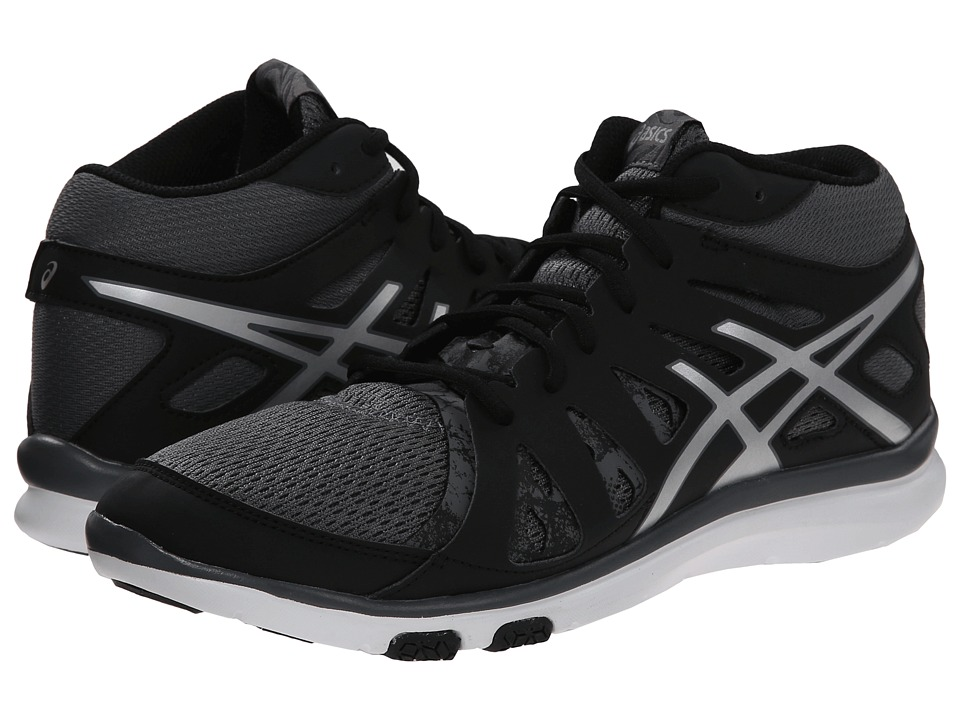 ASICS - GEL-Fit Tempo 2 MT (Onyx/Silver/Carbon) Women's Cross Training Shoes