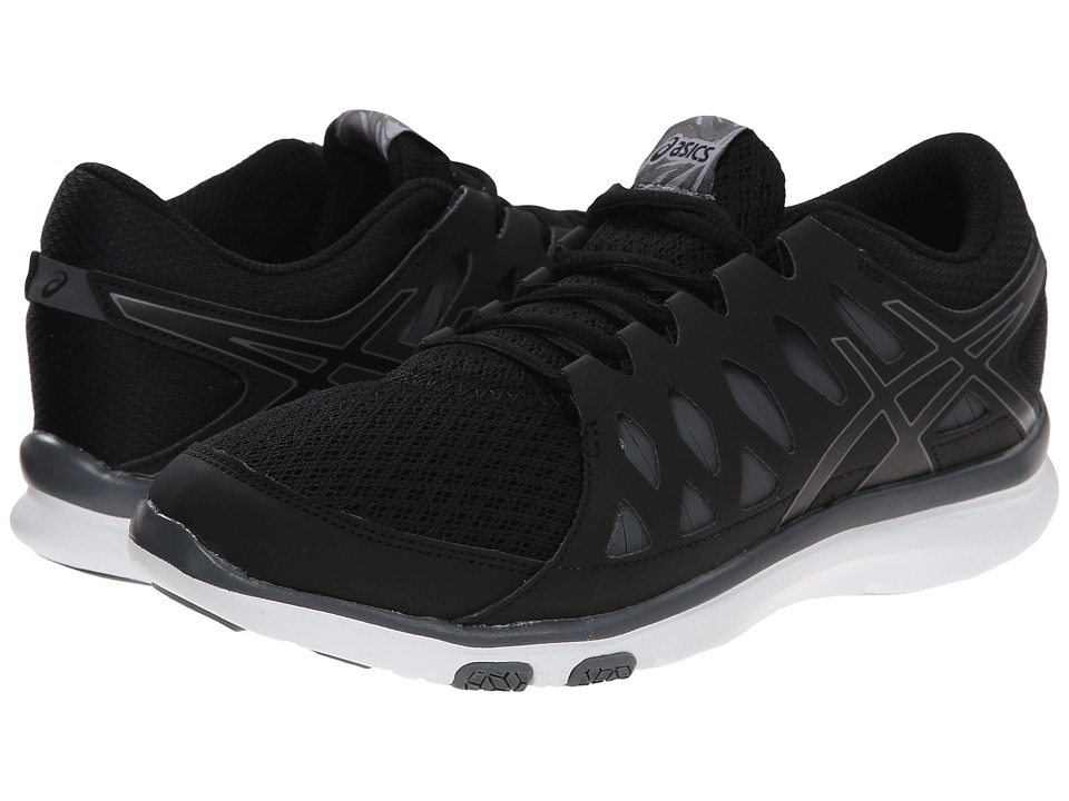 ASICS - GEL-Fit Tempo 2 (Black/Onyx/Carbon) Women's Cross Training Shoes