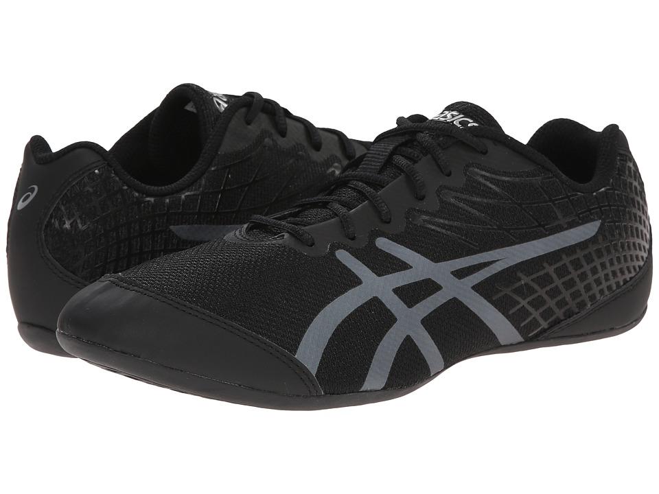 ASICS - Rhythmic 3 (Black/Silver) Women's Cross Training Shoes