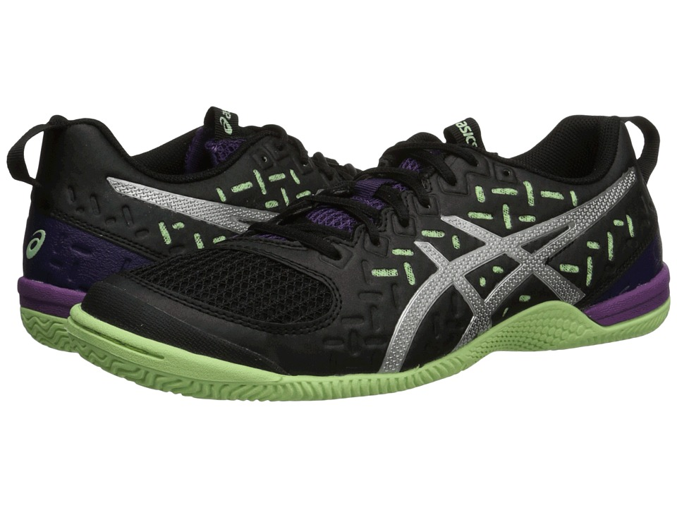 ASICS - GEL-Fortius 2 TR (Black/Silver/Pistachio) Women's Cross Training Shoes