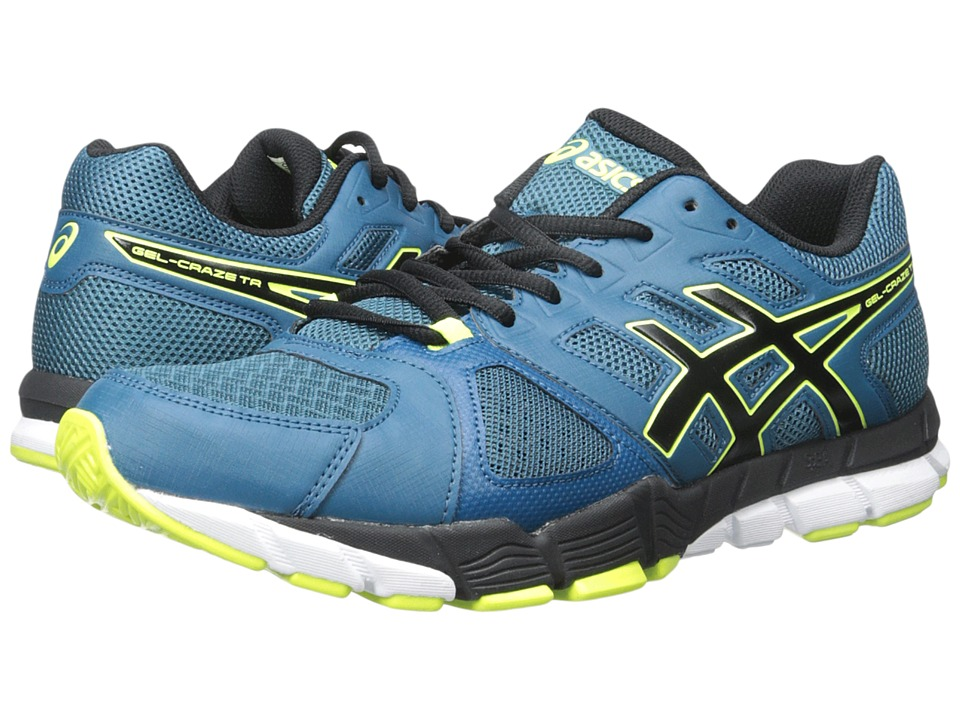 ASICS - GEL-Craze TR 2 (Mosaic Blue/Onyx/Flash Yellow) Men's Shoes