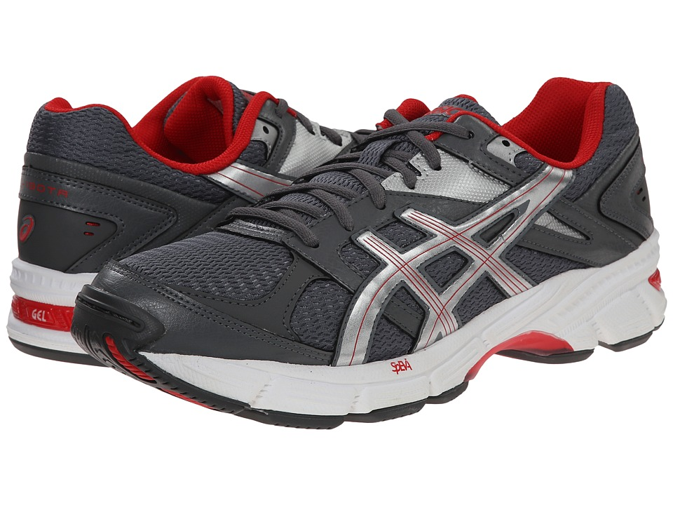 ASICS GEL-190 TR (Granite/Silver/Fiery Red) Men