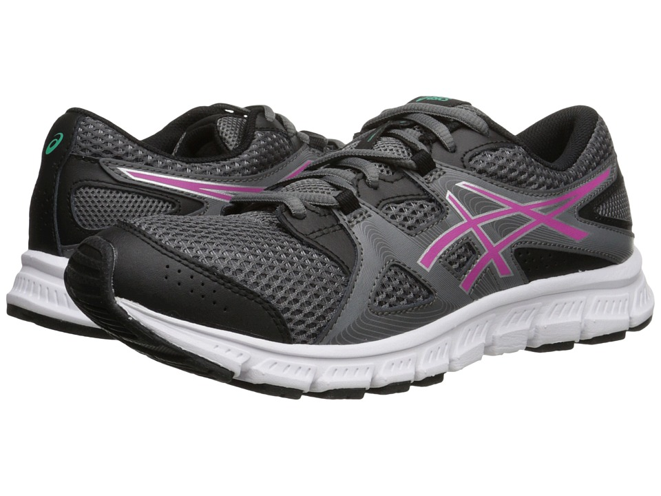 ASICS - GEL-Unifire TR 2 (Charcoal/Pink/Black) Women's Cross Training Shoes