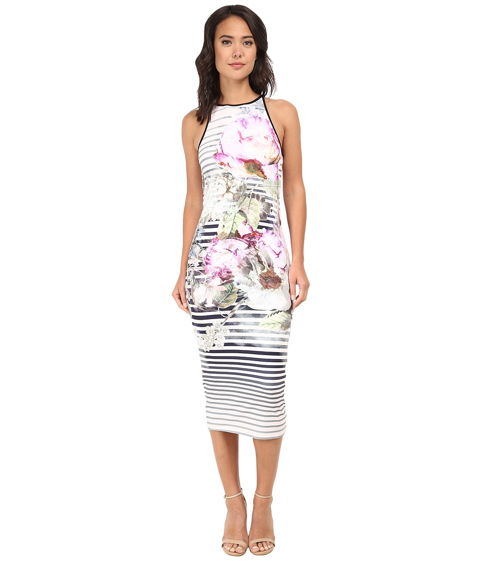 Ted Baker - Laya Midi Dress (Shell) Women's Dress