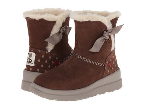 UGG - Knotty (Moonstruck Hearts Suede) Women's Boots