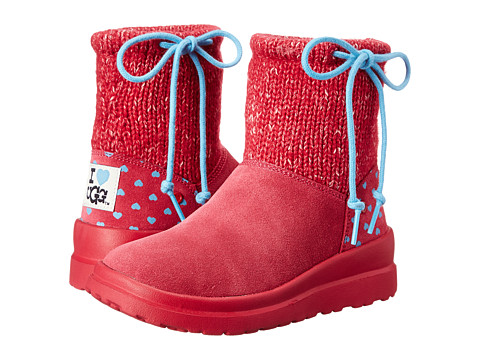 UGG - Knit Slouchy Mini (Punch Knit) Women's Boots