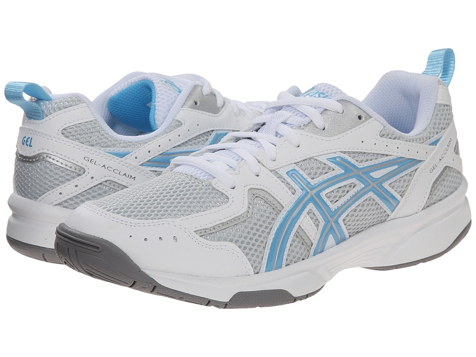 ASICS - GEL-Acclaim (Silver/Blue Grotto/Frost Grey) Women's Running Shoes