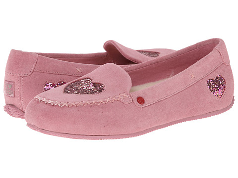 UGG - Belle Glitter (Gumball Suede) Women's Shoes