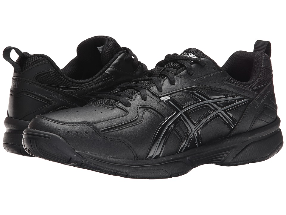 ASICS - GEL-Acclaim (Black/Gunmetal/Black) Men's Cross Training Shoes