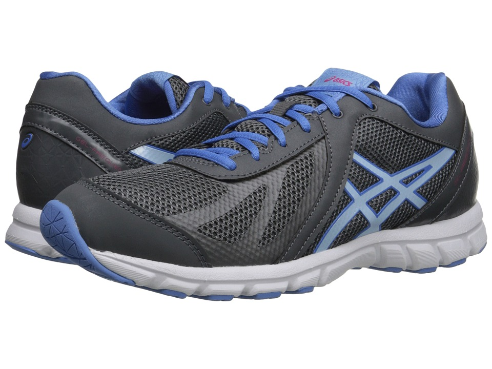 ASICS - GEL-Frequency 3 (Charcoal/Marina/Corydalis) Women's Walking Shoes