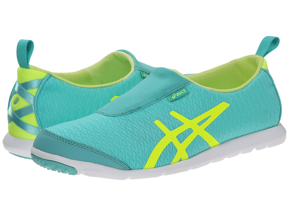 ASICS - Metrolyte 2 Slip-On (Ice Green/Flash Yellow/White) Women's Walking Shoes