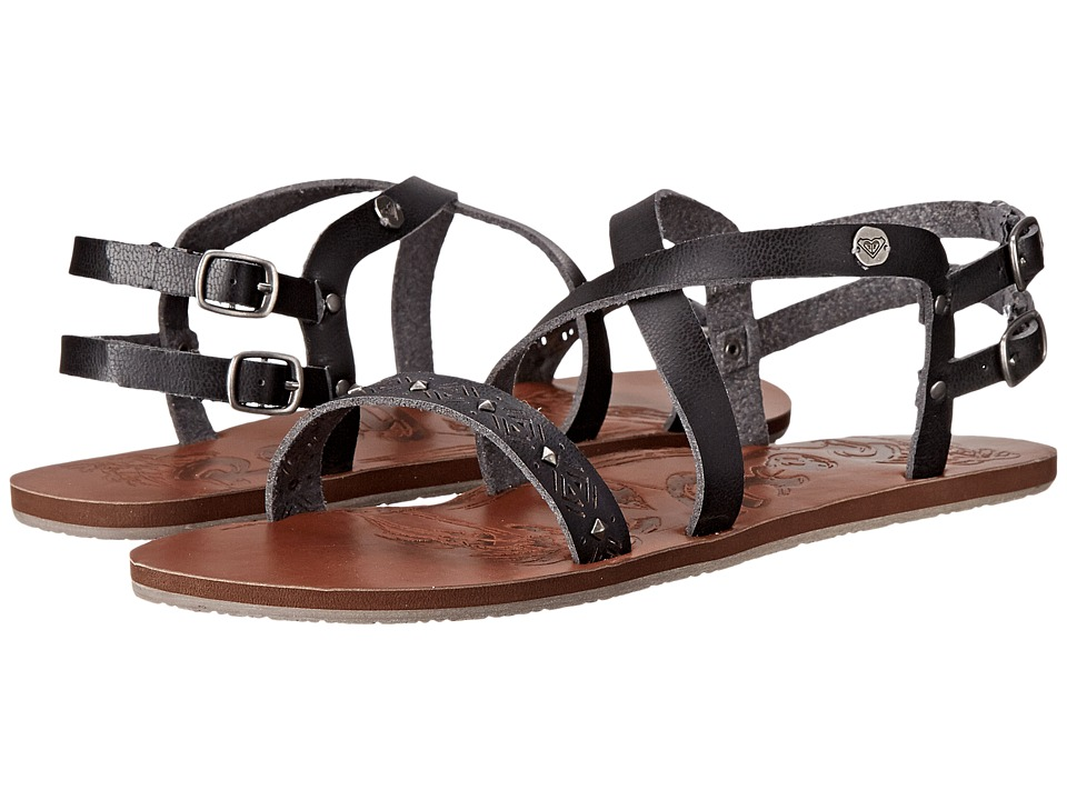 Roxy - Cape Town (Black) Women's Sandals