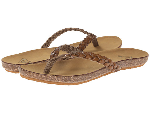 Roxy - Bolinas (Chocolate) Women's Sandals