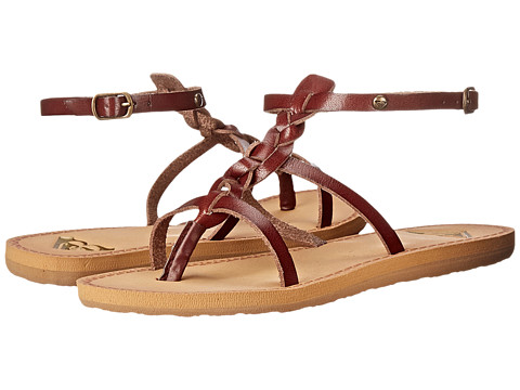 Roxy - Crete (Brown) Women's Sandals