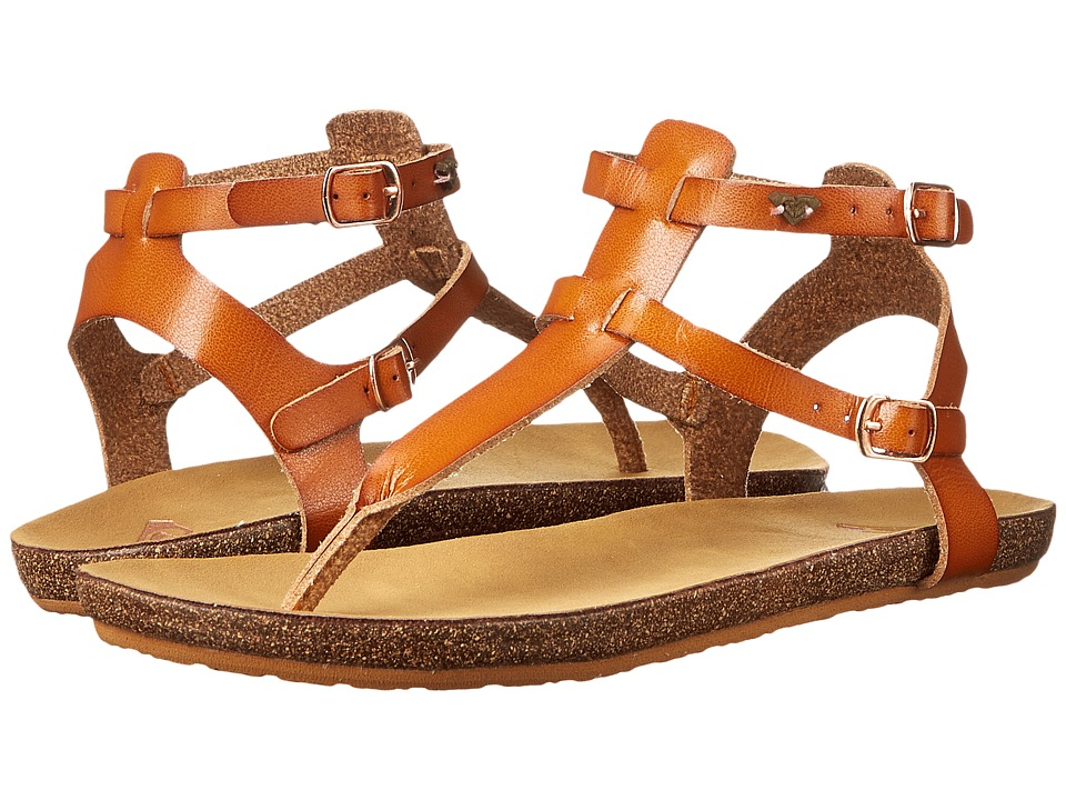 Roxy - Cedros (Tan) Women's Sandals
